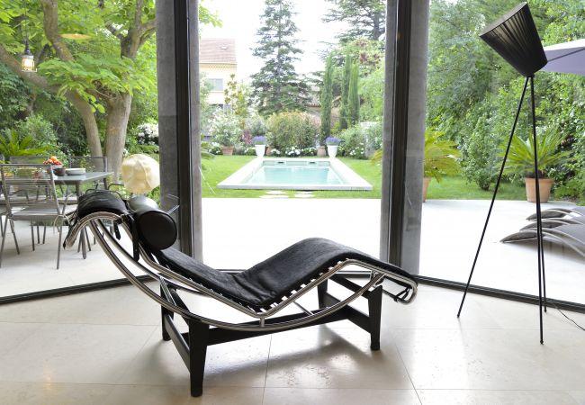Villa in Aix-en-Provence - VILLA CEZANNE
