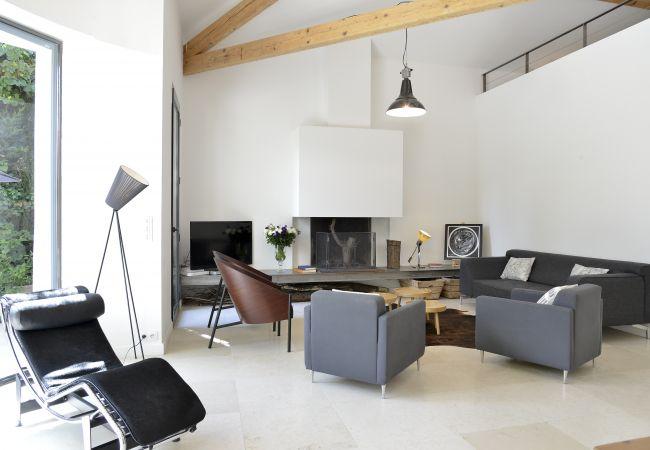 Villa en Aix-en-Provence - VILLA CEZANNE