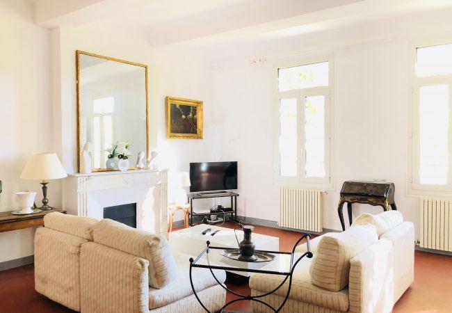Appartement à Aix-en-Provence - L'ESCALE DU COURS