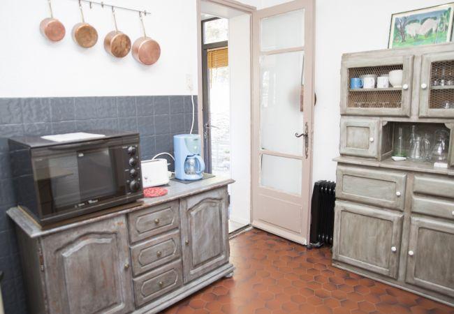 Maison à Vauvenargues - LA MAISON DE VAUVENARGUES