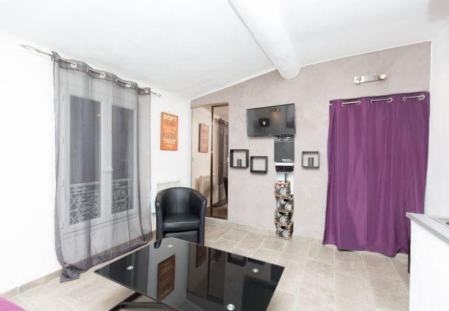 Appartement à Aix-en-Provence - UN STUDIO EN VILLE