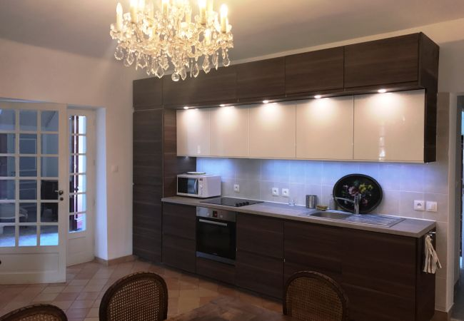 Appartement à Aix-en-Provence - APPARTEMENT DANS BASTIDE VADON