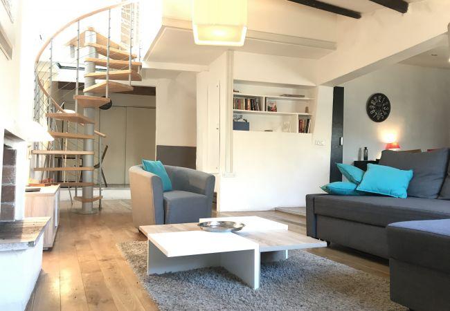 Appartement à Aix-en-Provence - L'ETAPE AIXOISE