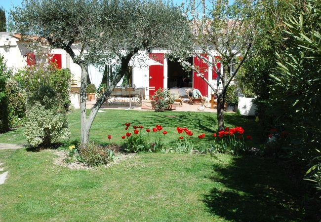 Maison à Aix-en-Provence - MAISON FAMILIALE AVEC JARDIN A AIX EN PROVENCE
