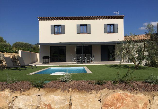 Villa à Roquevaire - VILLA LE JU ENTRE VIGNES ET COLLINES