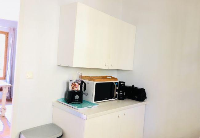 Appartement à Aix-en-Provence - APPARTEMENT AVEC TERRASSE ET JARDIN LE FONTENAILLE