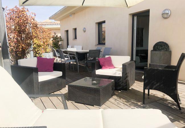 Appartement à Aix-en-Provence - APPARTEMENT TOIT TERRASSE LE DUPLEX