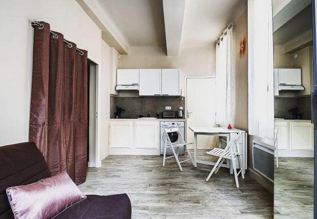 Studio à Aix-en-Provence - AIX APPART- STUDIO FAUCHIER