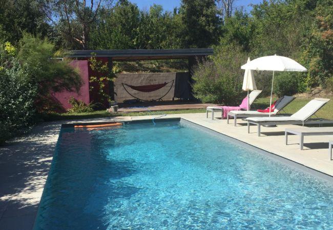 Villa à Aix-en-Provence - LA VILLA DES PLATANES