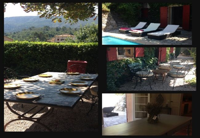 Maison à Vauvenargues - La maison du Baou OT8040
